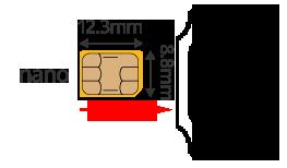 Установка SIM-карты в часы Smart Baby Watch