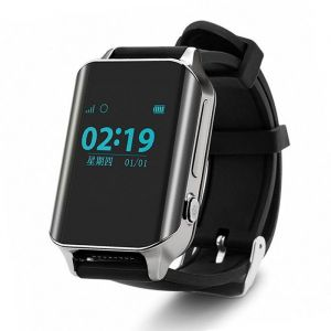 Smart GPS Watch D100 Серебристые