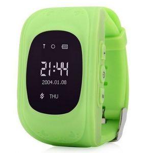 Smart Baby Watch Q50 Зеленые