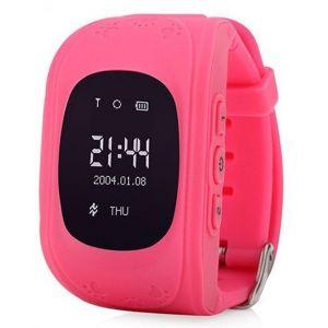 Smart Baby Watch Q50 Розовые