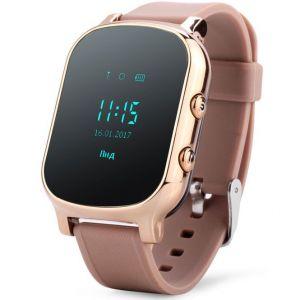 Smart GPS Watch T58 Золотистые