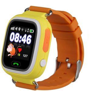 Smart Baby Watch Q80 Желтые