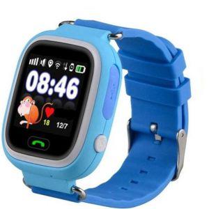 Smart Baby Watch Q80 Голубые