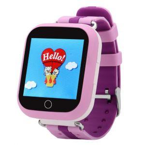 Smart Baby Watch Q100 Сиреневые