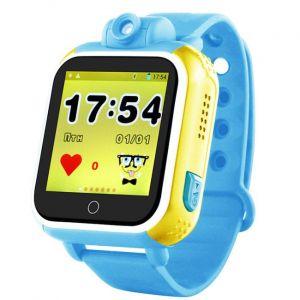 Smart Baby Watch Q75 Голубые