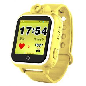 Smart Baby Watch Q75 Желтые