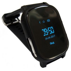 Smart GPS Watch T58 Черные