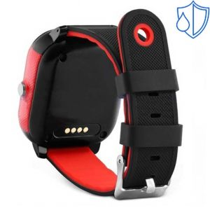 Smart Baby Watch FA23 Black Red